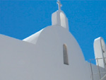 Leros - Church of Agia Kioura