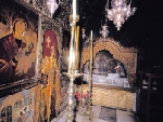 Patmos - The relics of Blessed Christodoulos
